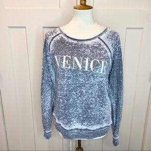 K38 Junk Food Venice Stone Washed Sweatshirt